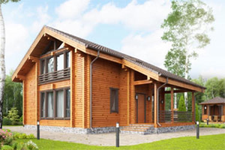Ошибки при строительстве домов из бруса