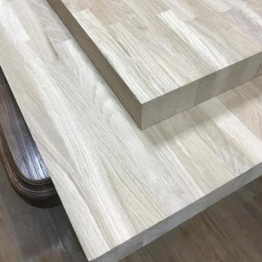 Мебельный щит дуб 40x300