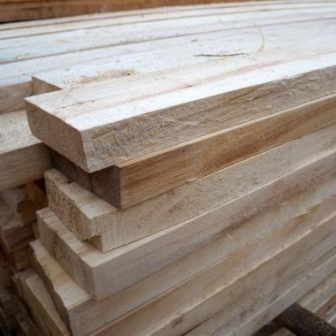 Обрезная доска из осины 50х200